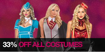 33% Off All Costumes
