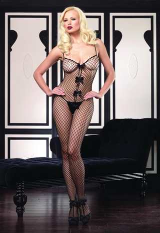 Fishnet-Bodystockings